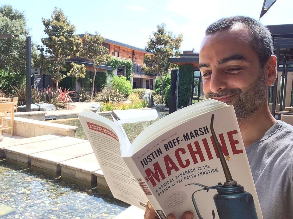 Andrew Warner reads The Machine